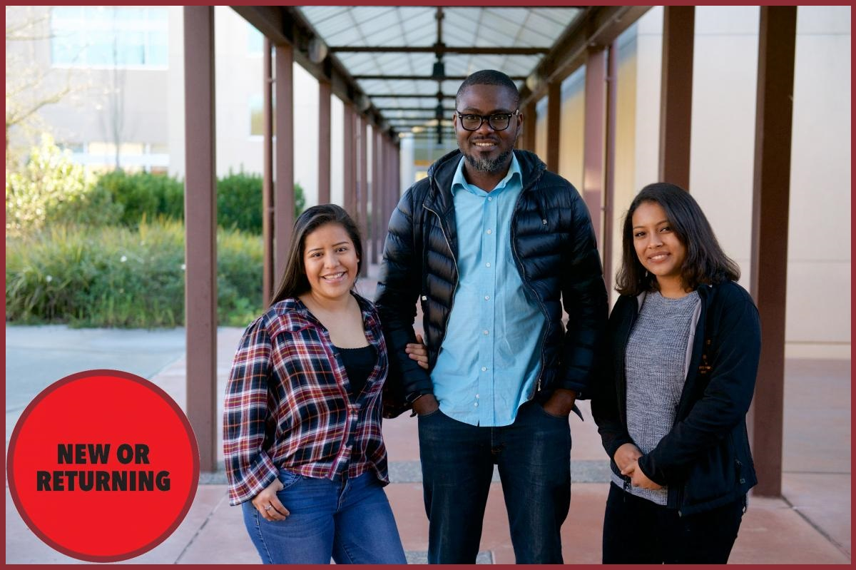 New or Returning SRJC Students